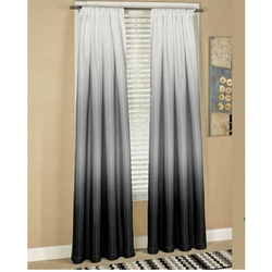Printed Living Room Curtain