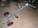 Drum Carrying And Tilting Trolley