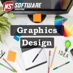 Adobe Illustrator,CorelDRAW Web Graphic Design Services, With 24*7 Support