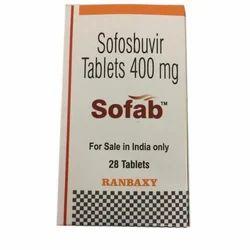 Sofab 400 Mg Sofosbuvir Medicines
