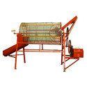 Semi Automatic Rotary Sand Sieving Machine
