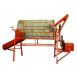 Semi Automatic Rotary Sand Sieving Machine