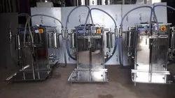 Acid Liquid Filling Machine