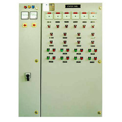Automatic Three Phase Temperature Control Panel, IP Rating: IP40