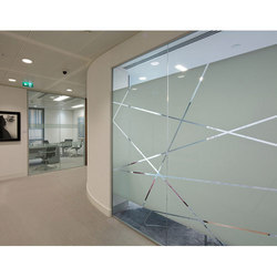51-100 Square Feet Toughened Glass
