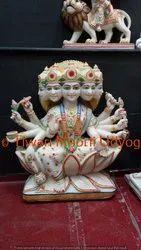 Panchmukhi Gayatri Mata Moorti