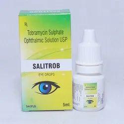 Tobramycin Sulfate 0.3% Eye Drop