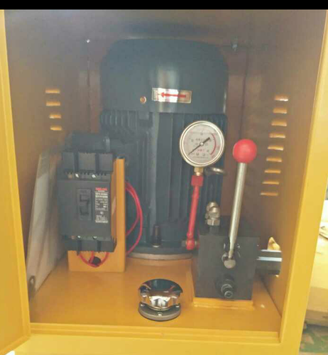 Hydraulic Jack Cylinder For Tower Crane
