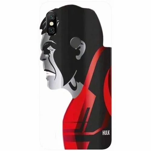purchase cheap 36dc6 3676f Marvel Hulk Mobile Back Cover