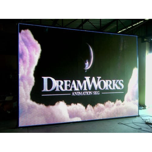 Outdoor P 10 LED Screen