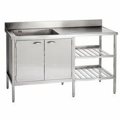 Stainless Steel Sterilising Sink