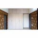 Living Room Wooden Wardrobe