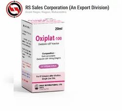 Oxiplat 100mg Injection