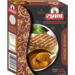 Subhash Hazmi Buknu Masala, Packing Type: Box,Pouch