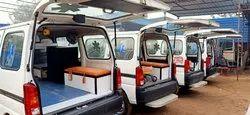 AC Maruti Eeco Ambulance