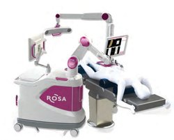 Rosa Spine Minimally Invasive Robotic Spine Surgical System