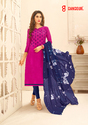 New Divyanshi Vol-1 Dress Material