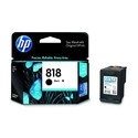 HP 818 Black Ink Cartridge