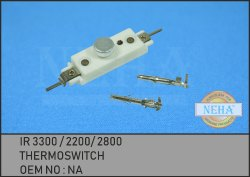 Thermoswitch IR 3300 / 2200/ 2800