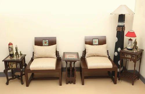 Ethnic Living Room Set