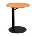 Height Adjustable Cafe Table