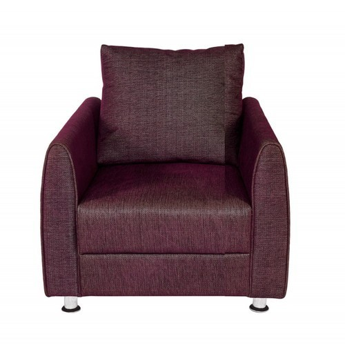 plain one seater sofa at rs 3000 piece single seater sofa id rh indiamart com one seater sofa bed one seater sofa slipcover