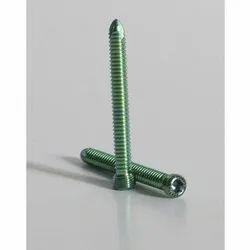Orthopedic Implants Self Tapping Locking Screws