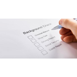 Background Check And Verification Service in Canal Road
