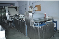 Fully Automatic Papad Machine Rotary Cutting Unit
