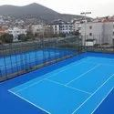 Tennis Acrylic Synthetic Court Flooring