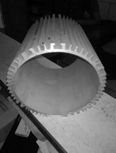Aluminium Moter Body