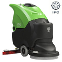 Ipc Ct 40 Walk Behind Scrubber Dryer, Dimensions: 1230 X 516 X 960 Mm, Power Supply: 220 - 240v