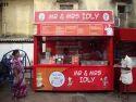 Dosa And Idly Kiosk Branding