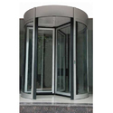 Automatic Glass Swing Door