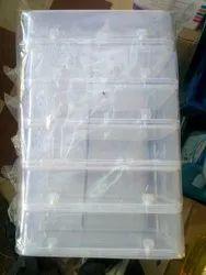 Plastic Box Set 6 Pcs