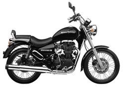 Royal Enfield Thunder Bird 350 ABS Motorcycle, Vehicle Model: Thunderbird 350