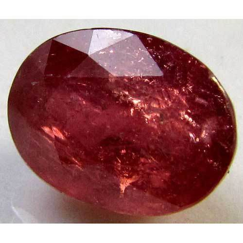 rubi gems ct carat natural for store faceted oval gemstone on loose red buy ruby our four sale