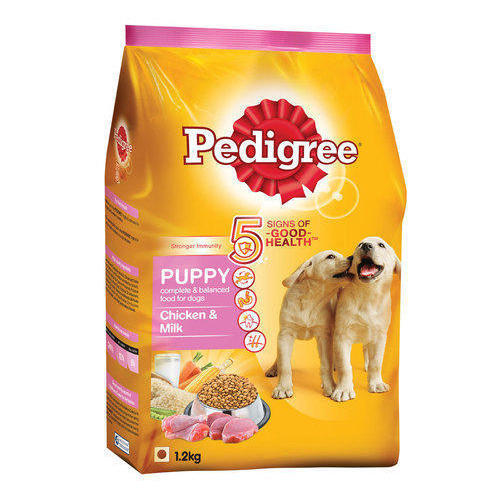 Pedigree Dog Food Pack Size 1 2 Kg Rs 220 Packet Naaz Pet Shop