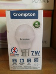 Crompton 7watt LED Bulb