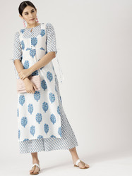 Cotton Printed Ladies Kurtis