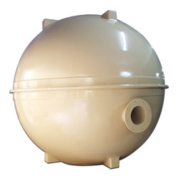 FRP Chemical Tank, Capacity: 1000-5000 L