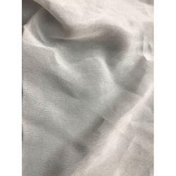 Plain 120 GSM White Viscose Fabric, For Clothing