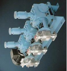 Multi Head Plunger Dosing Pump