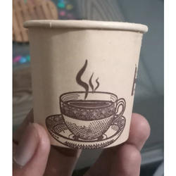 100 ML Craft Paper Cup