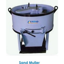 Sand Muller With Aerator