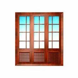 FT-303 french shutter window