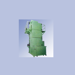 Vertical Conveyorised Oven