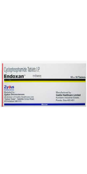Endoxan - Cyclophosphamide 50mg Tablet
