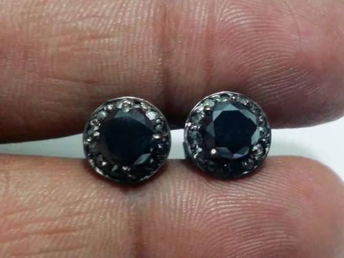 925 Antique Silver Earrings