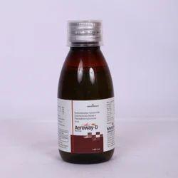Dextromethorphan HBR 10mg Phenylephrine 5mg   CPM 2mg